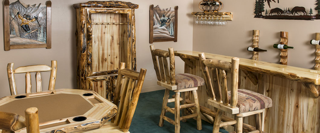 Gentil 3 Reasons To Choose Classic Log Furniture